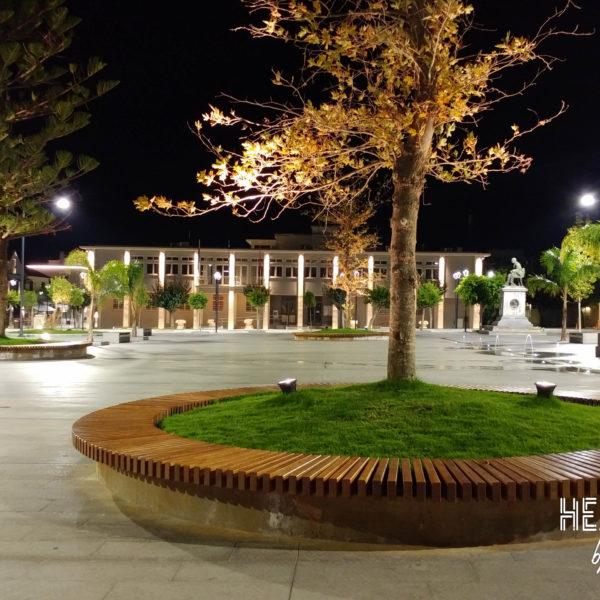 Πλατεία Βαλλιάνου Αργοστόλι