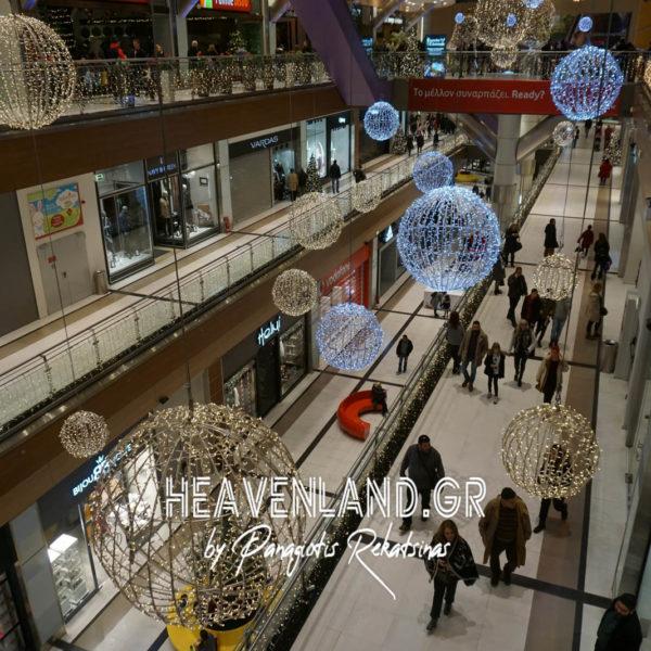 The Mall Athens Χριστούγεννα 19