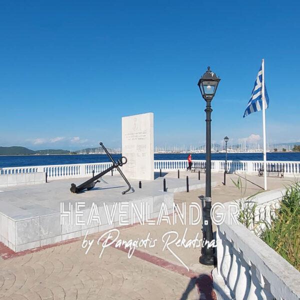 Μνημείο Ναύτη Πρέβεζα Κ21